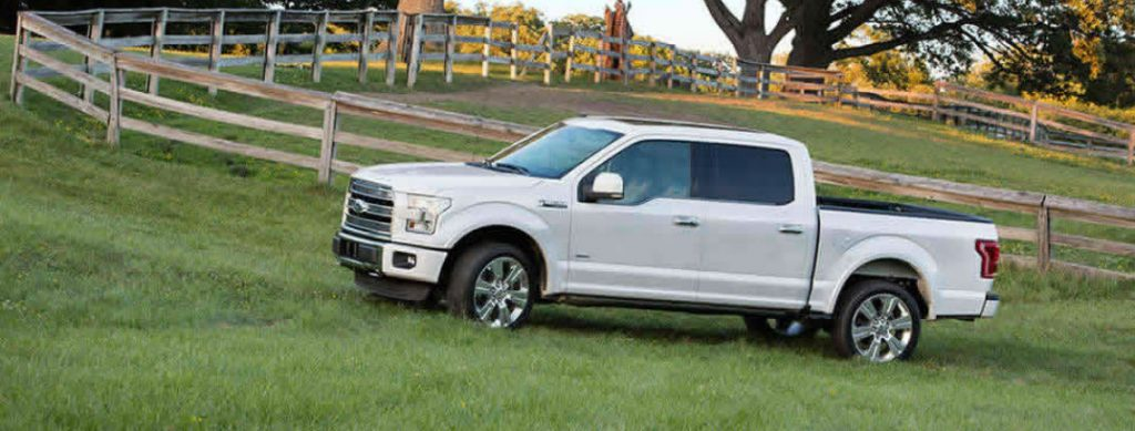 2016 Ford F-150 engine options and specs