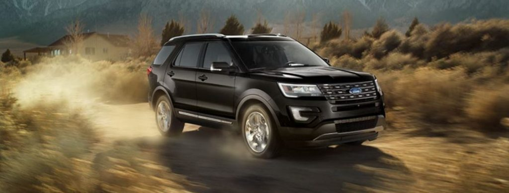 New 2017 Ford Explorer engine specs