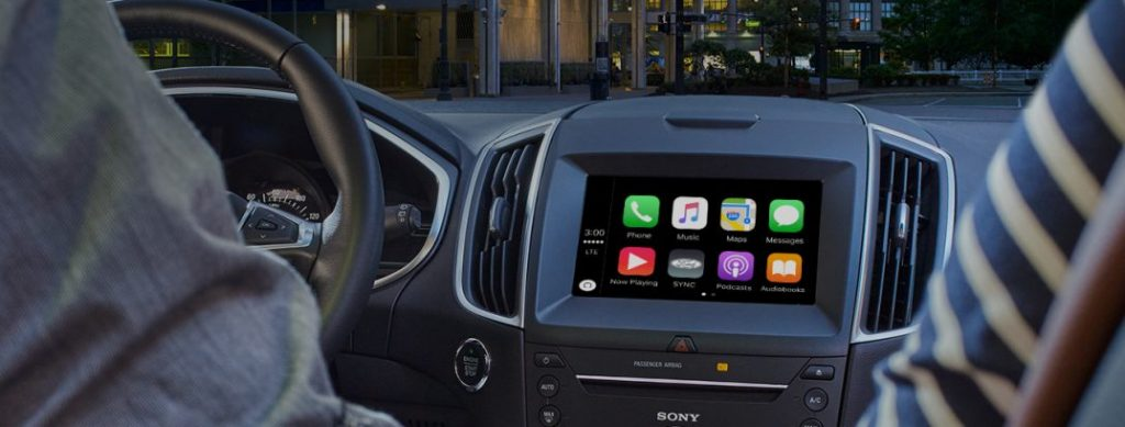 Ford Transit Connect Xl Vs Xlt >> Ford SYNC infotainment system