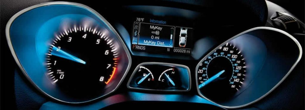 meaning  ford dashboard warning lights