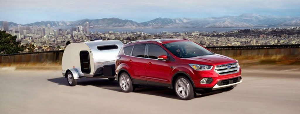 2017 Ford Explorer Towing Capacity >> How Much Can The 2017 Ford Escape Tow
