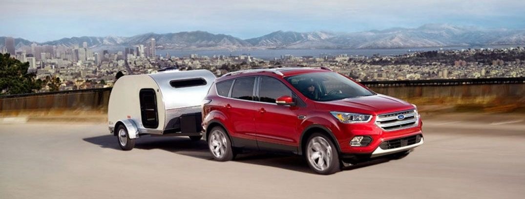 how much can the 2017 ford escape tow. Black Bedroom Furniture Sets. Home Design Ideas