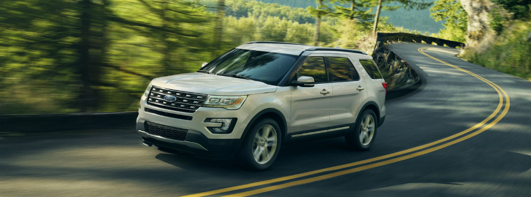 Walk around videos for the 2017 Ford Explorer