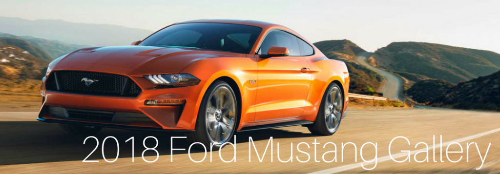 What does the new Mustang look like? - Kimber Creek Ford