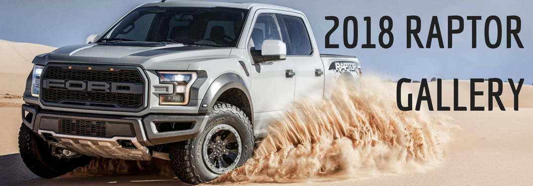 What does the new Raptor look like?