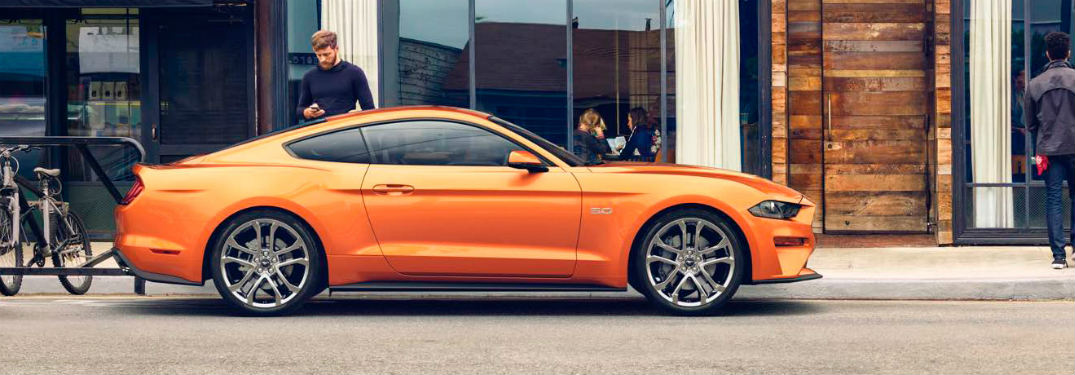 2017 Vs 2018 Mustang >> 2018 Ford Mustang Engine Options And Performance