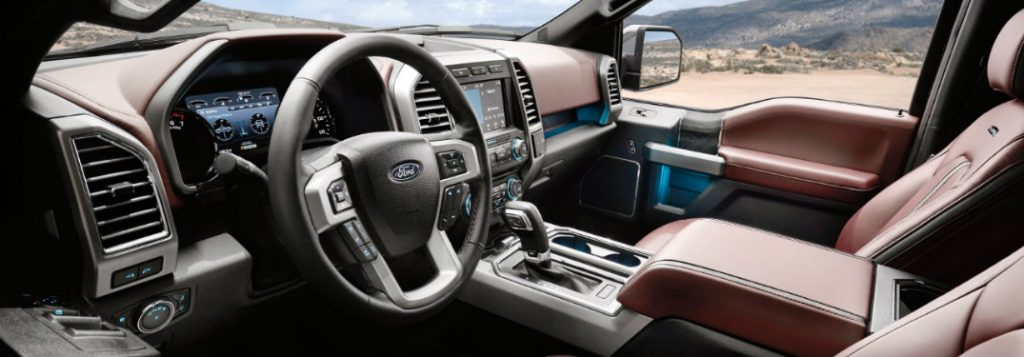 How Much Can You Fit Inside a 2018 Ford F-150?