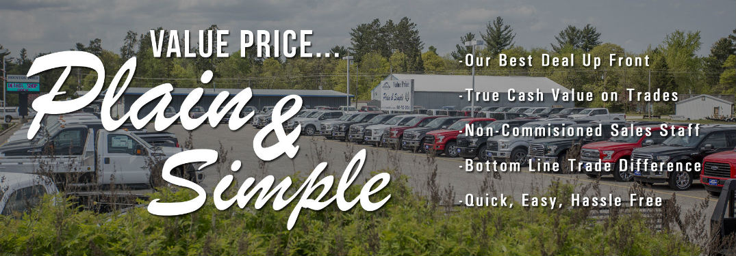 Value Prices Plain and Simple at Houston Ford - dealership highlights review in the blog