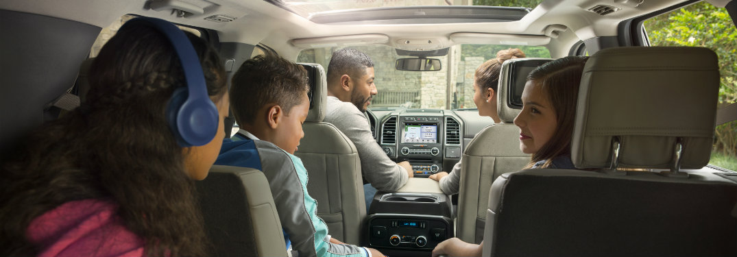 2018 Ford Expedition full of a family