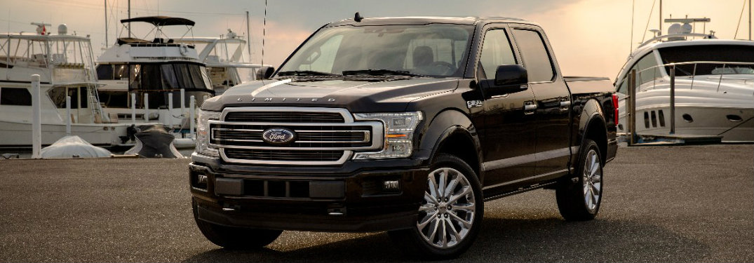 Raptor Engine, Updated Interior Make the 2019 F-150 Limited Event Better