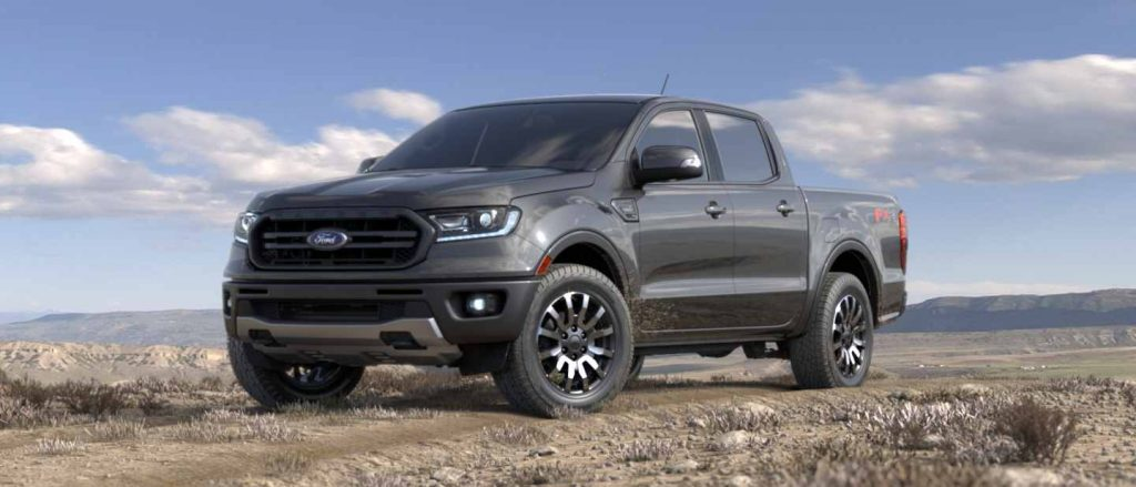 2019 Ford Ranger in Magnetic