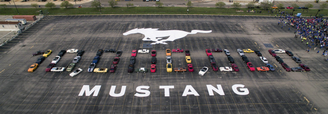 10 Millionth Ford Mustang image