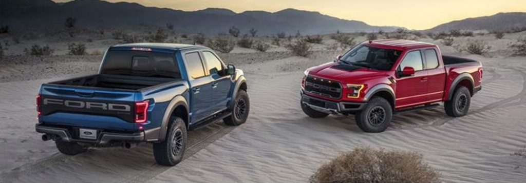 2019 Ford F-150 Limited vs 2019 Ford F-150 Raptor