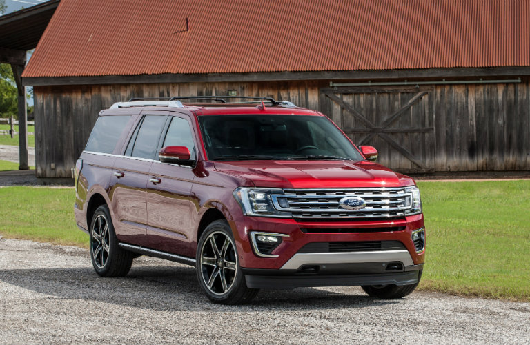 2019 Ford Expedition Texas Edition