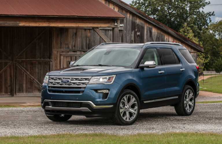 2019 Ford Escape Limited Luxury Edition