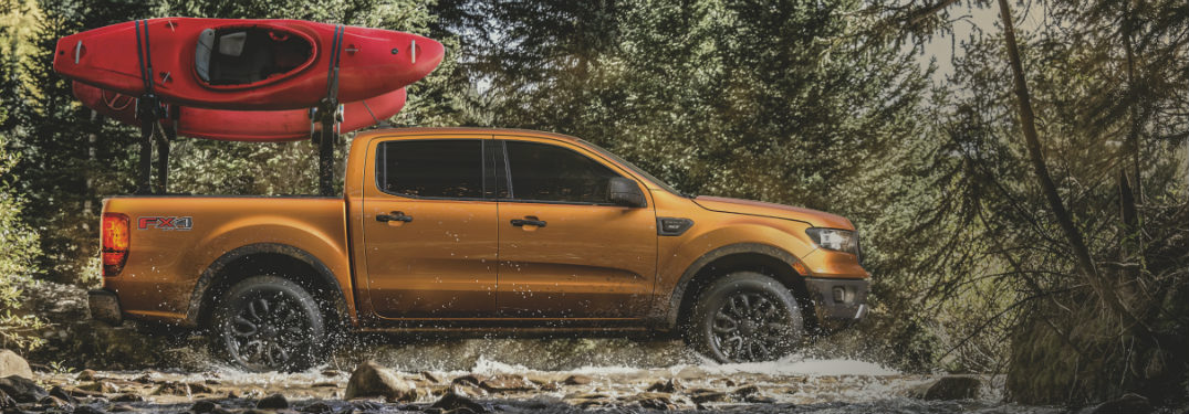 2019 Ranger Will Be Available With Accessories for Adventure