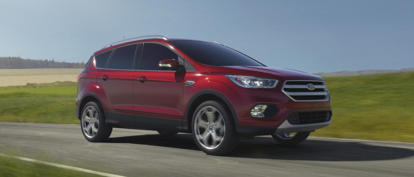 Explore the 2019 Ford Escape Exterior Color Options