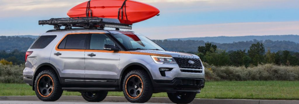Ford SEMA 2018 Winners and Vehicle Advantages