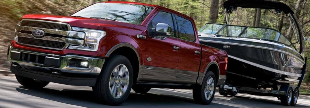 2019 Ford F-150 Bed Length Sizes and Options
