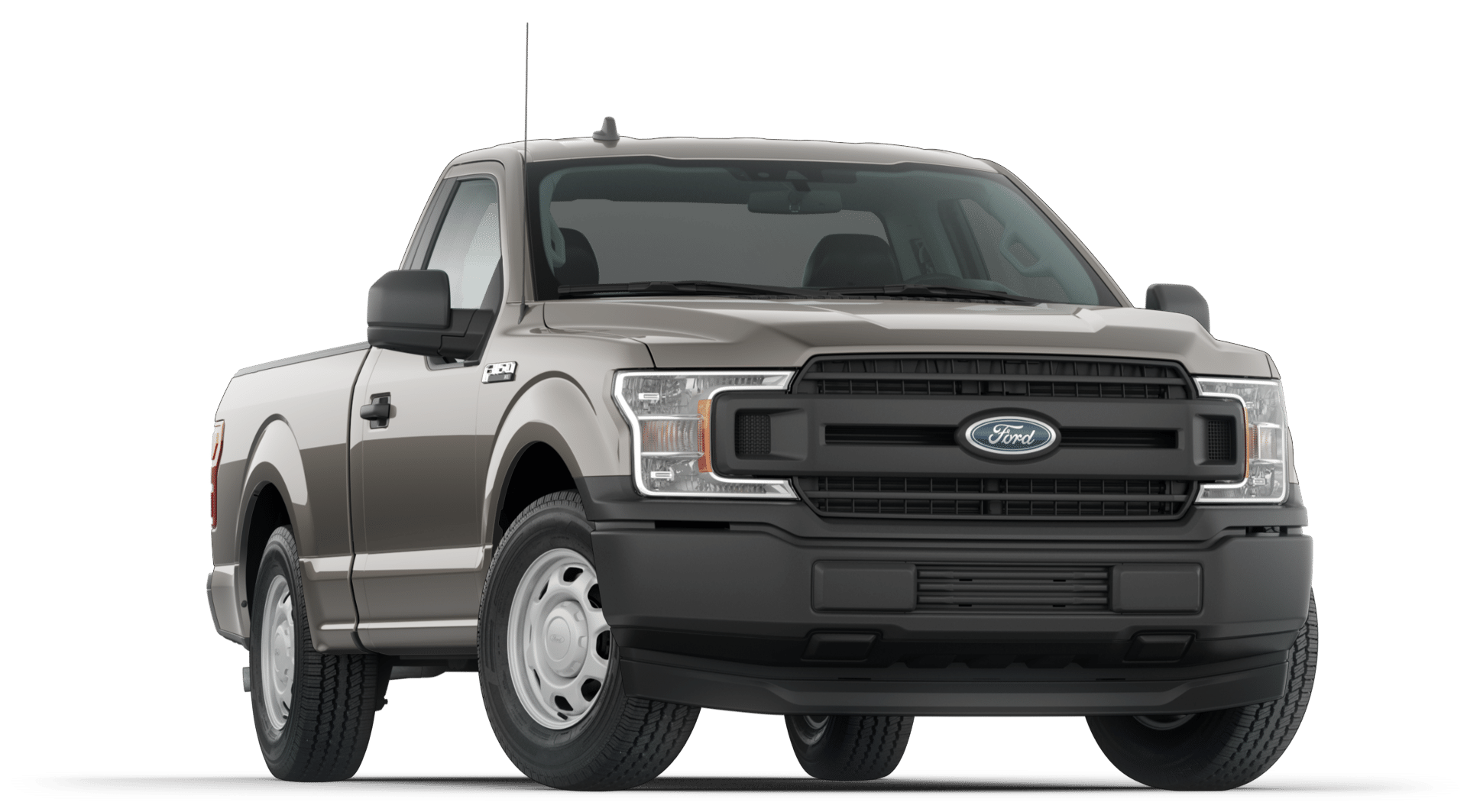 What Paint Options are on the 2020 Ford F-150?