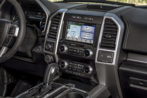 Productivity screen on 2020 Ford F-150