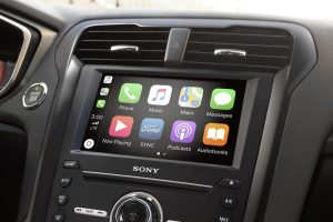 2020 Ford Fusion Apple CarPlay