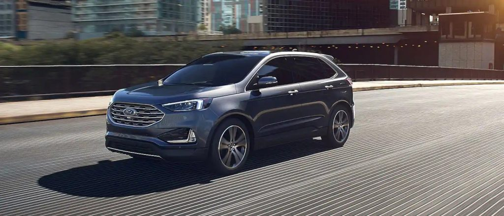2020 Ford Edge Magnetic Exterior Color