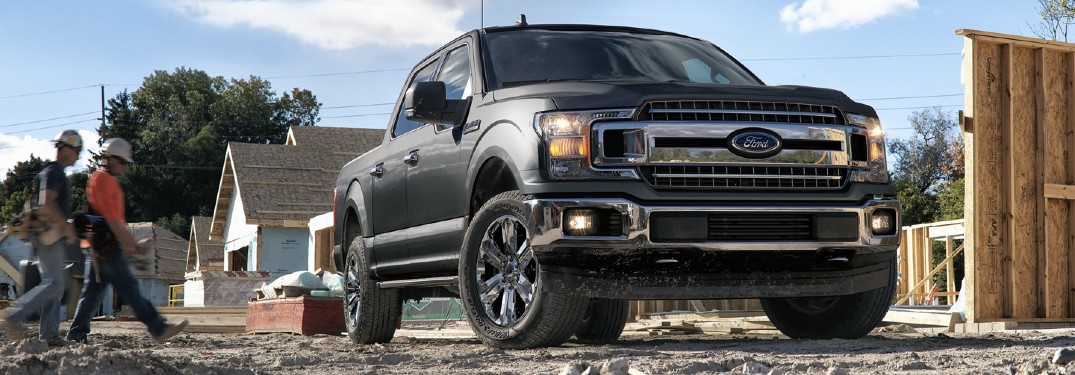 Shop New Ford Trucks near Breezy Point, MN