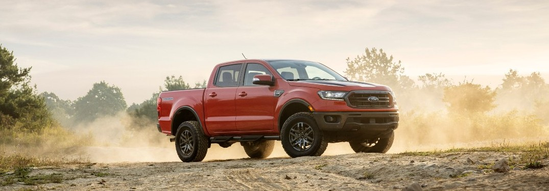 What's New on the 2021 Ford Ranger?