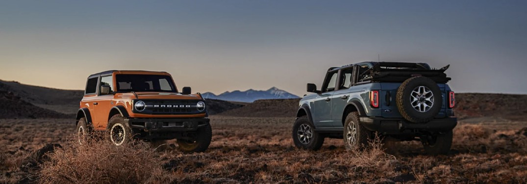 5 Things to Look Forward to with the 2021 Ford Bronco