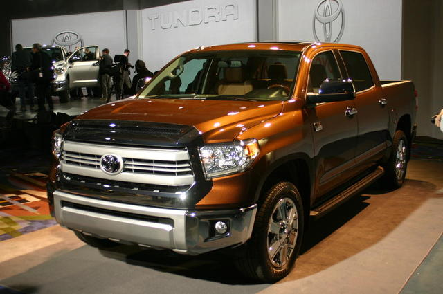 2014 Toyota Tundra 1794 Features