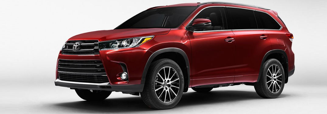 How Much Room Is In The 2017 Highlander
