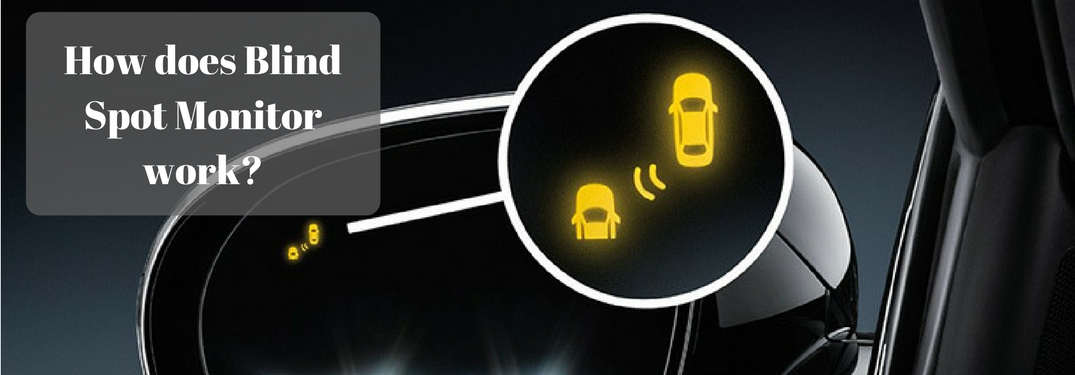 How does Blind Spot Monitor work?