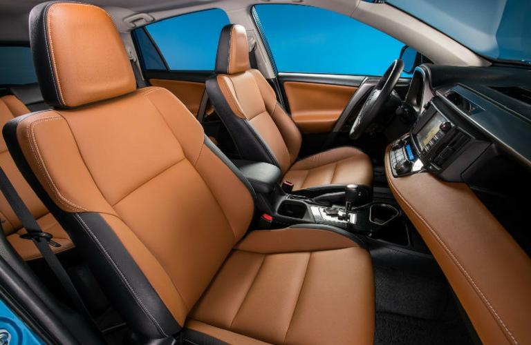 2018 Toyota RAV4 Interior