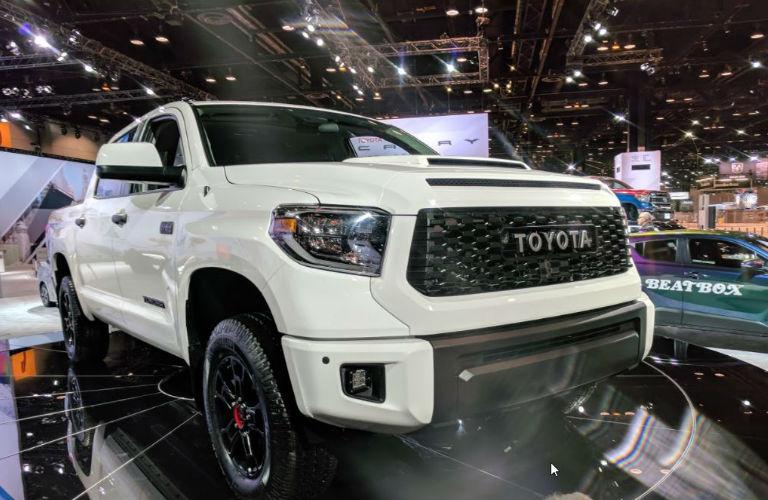 Toyota debuts Tacoma, 4Runner, Tundra TRD Pro trims at ...