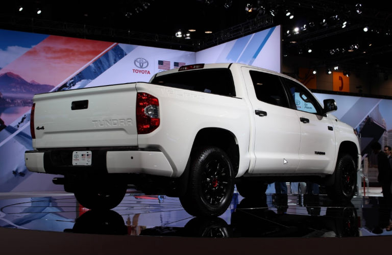 Allan Nott Toyota >> Toyota debuts Tacoma, 4Runner, Tundra TRD Pro trims at 2018 Chicago Auto Show