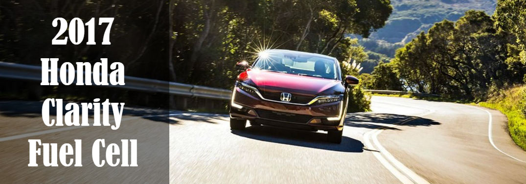 What Features Come With The Honda Clarity Fuel Cell Allan Nott Honda