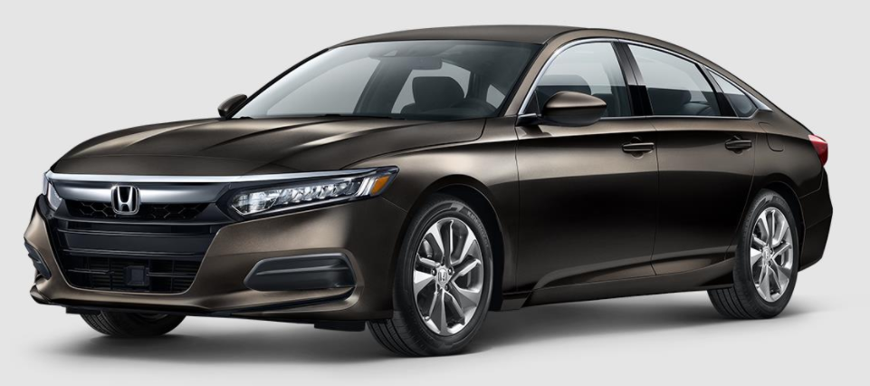 2018 Honda Accord Kona Coffee