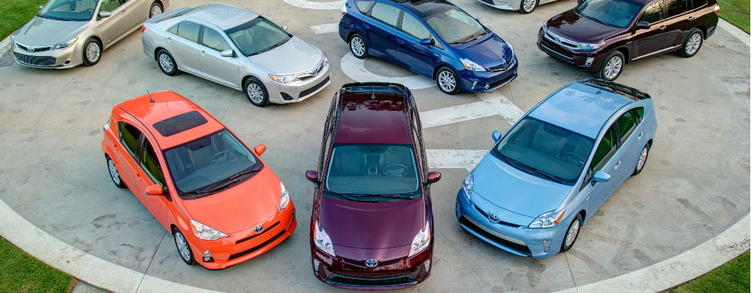 Toyota Proves Itself a Hybrid Leader With 8 Million Sold!