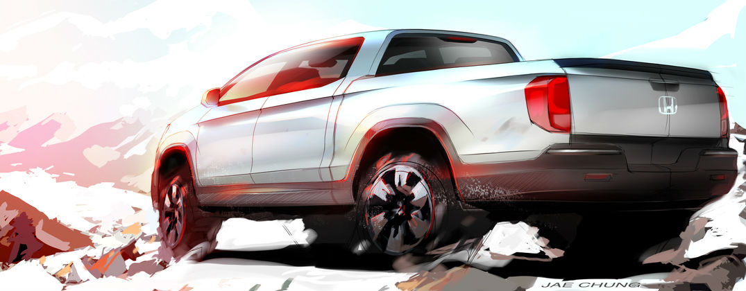 Honda Ridgeline Concept, HR-V Tuner Project and Refreshed CR-Z Set to Debut at SEMA Show