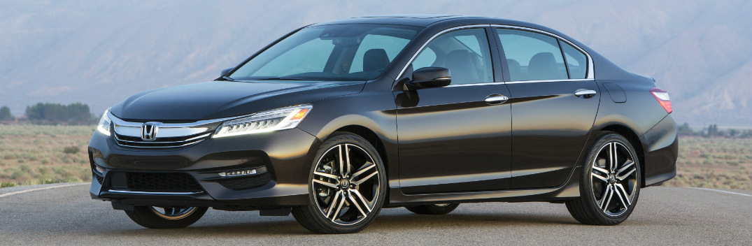 2017 Honda Accord Technology Features