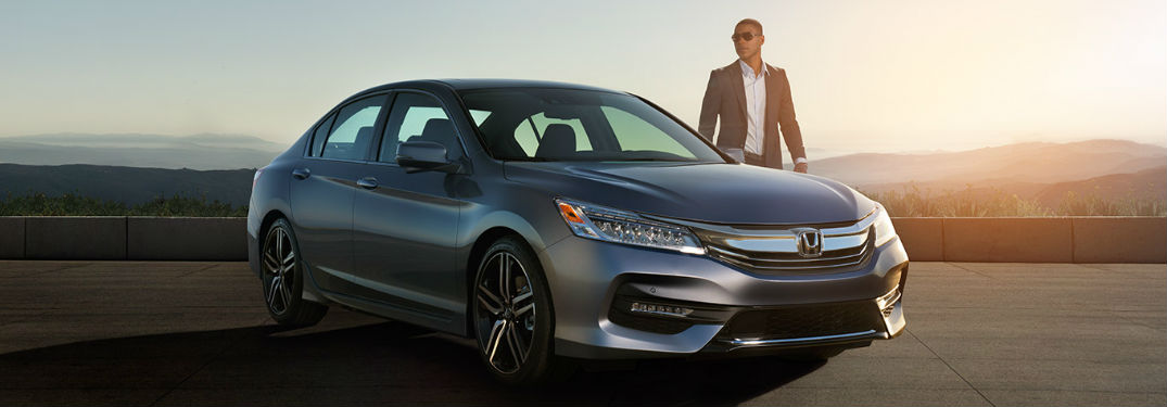 What trim levels are available on the Honda Accord?