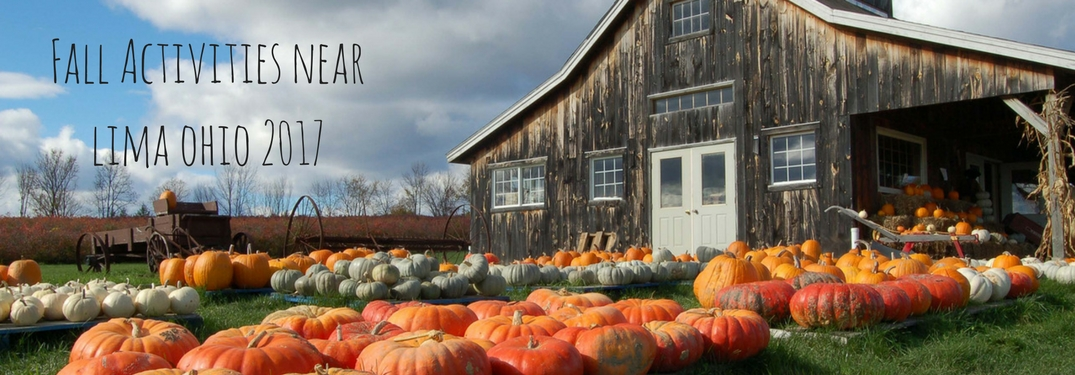 Fall Activities near Lima Ohio 2017