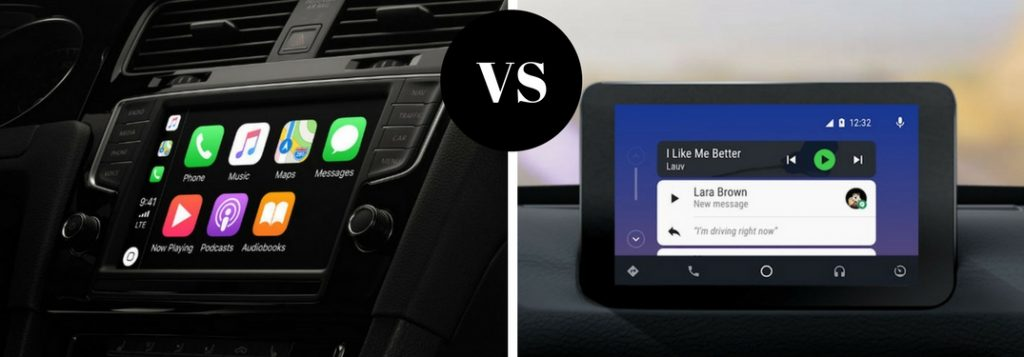 Tacoma Vs Tundra >> Apple CarPlay vs Android Auto
