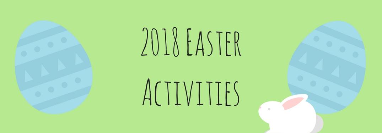 2018 Easter Activities