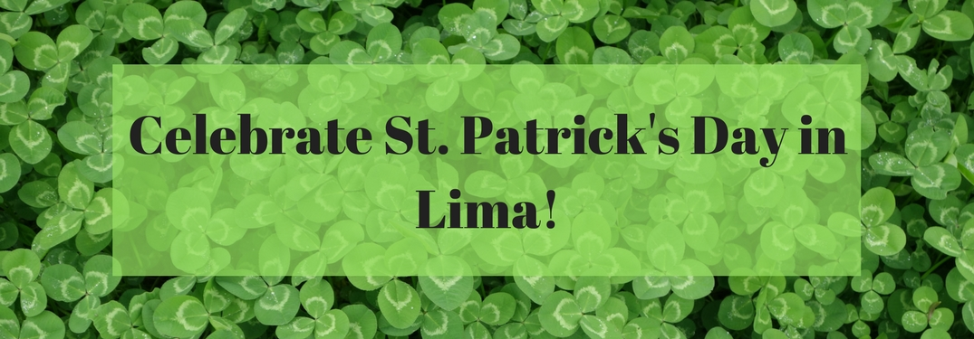 Celebrate St. Patrick's Day in Lima!
