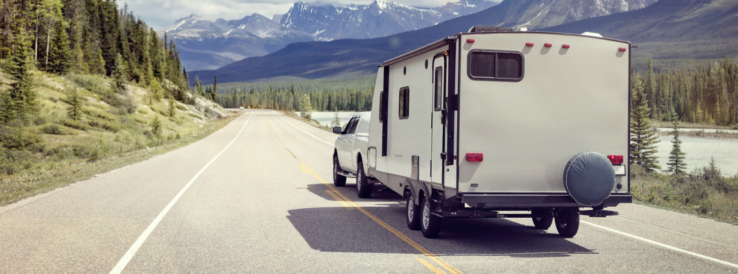 Safety tips for pulling a trailer