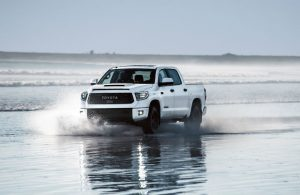 2019 Toyota Tundra TRD Pro CrewMax in Super White