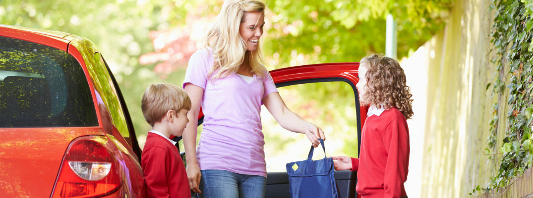 Head Back to School with a Vehicle from Allan Nott!