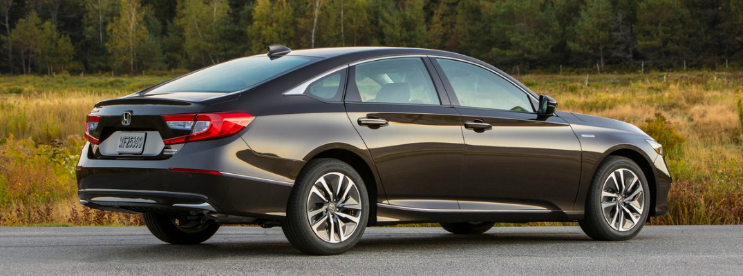 2020 edition of the Honda Accord Hybrid